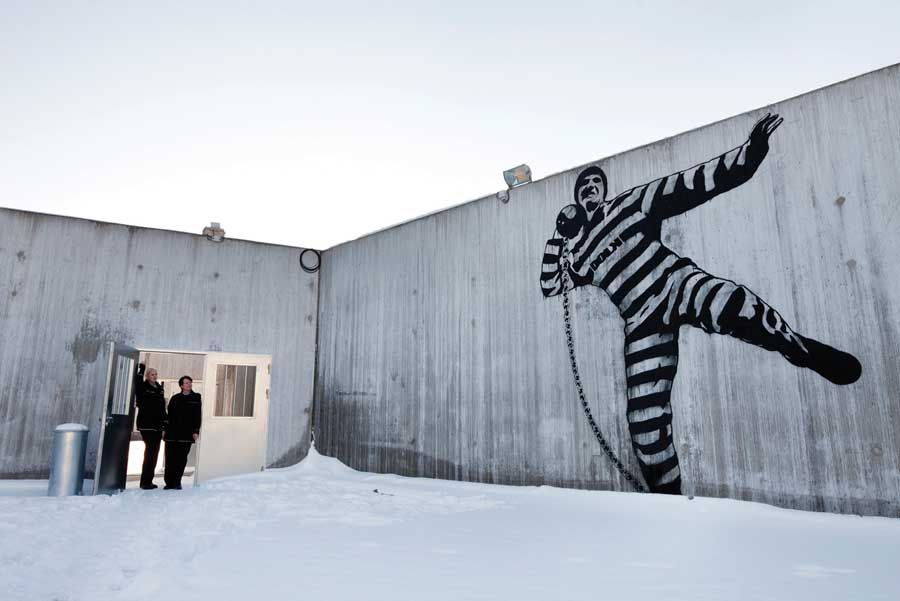 """The Radical Humaneness of Norway's Halden Prison"""