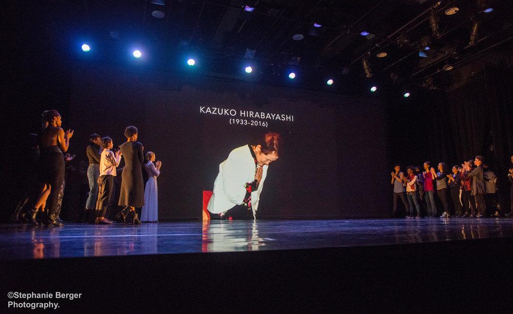 Final Salute to Kazuko