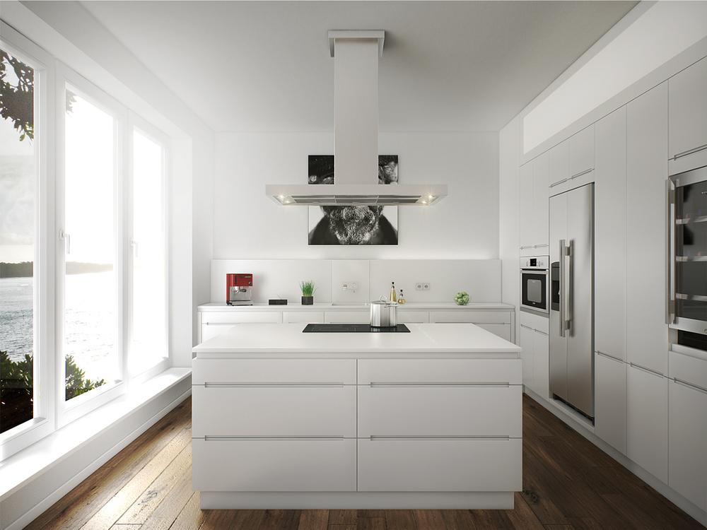 Ungewöhnlich Commerce Küche Hunts Al Galerie - Küchenschrank Ideen ...