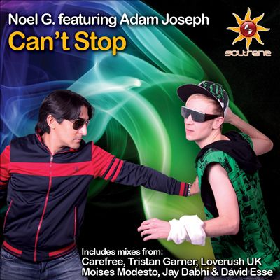Noel G. - Can't Stop ft. Adam Joseph