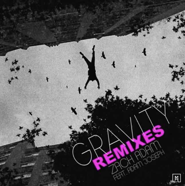 Zach Adam - Gravity ft. Adam Joseph (Remixes)