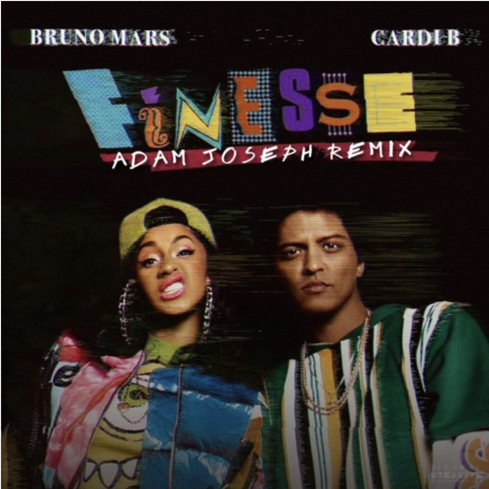 Bruno Mars - Finesse ft. Cardi B (Adam Joseph Remix)