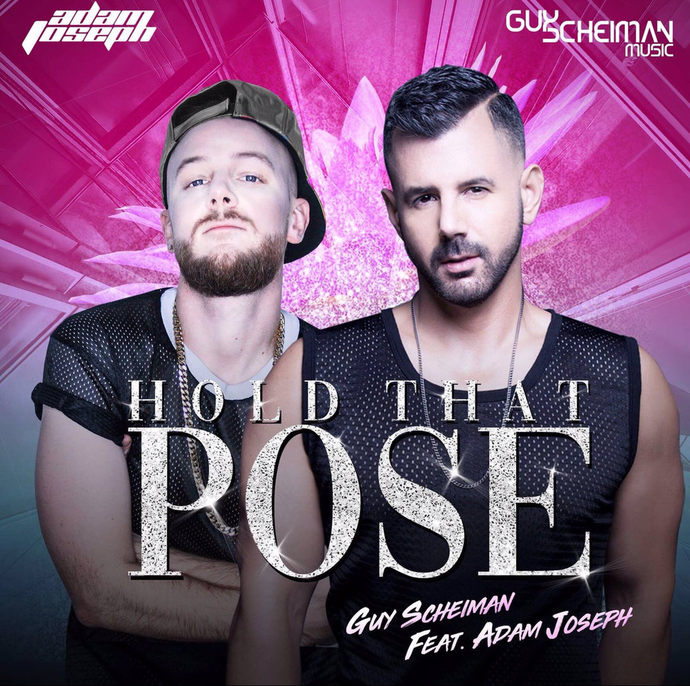 Guy Scheiman - Hold That Pose ft. Adam Joseph