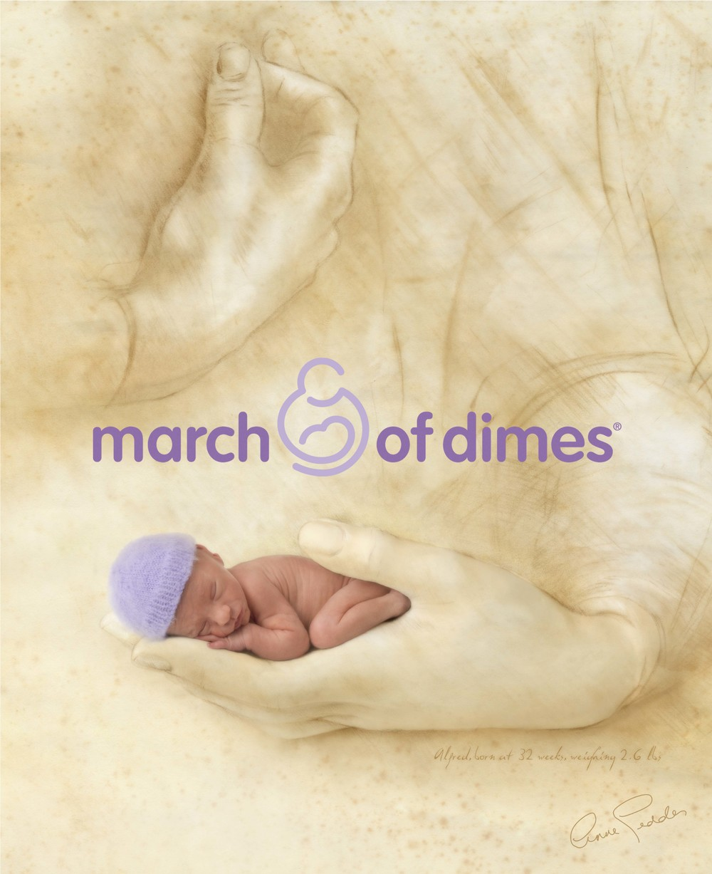 March Of Dimes Anne Geddes