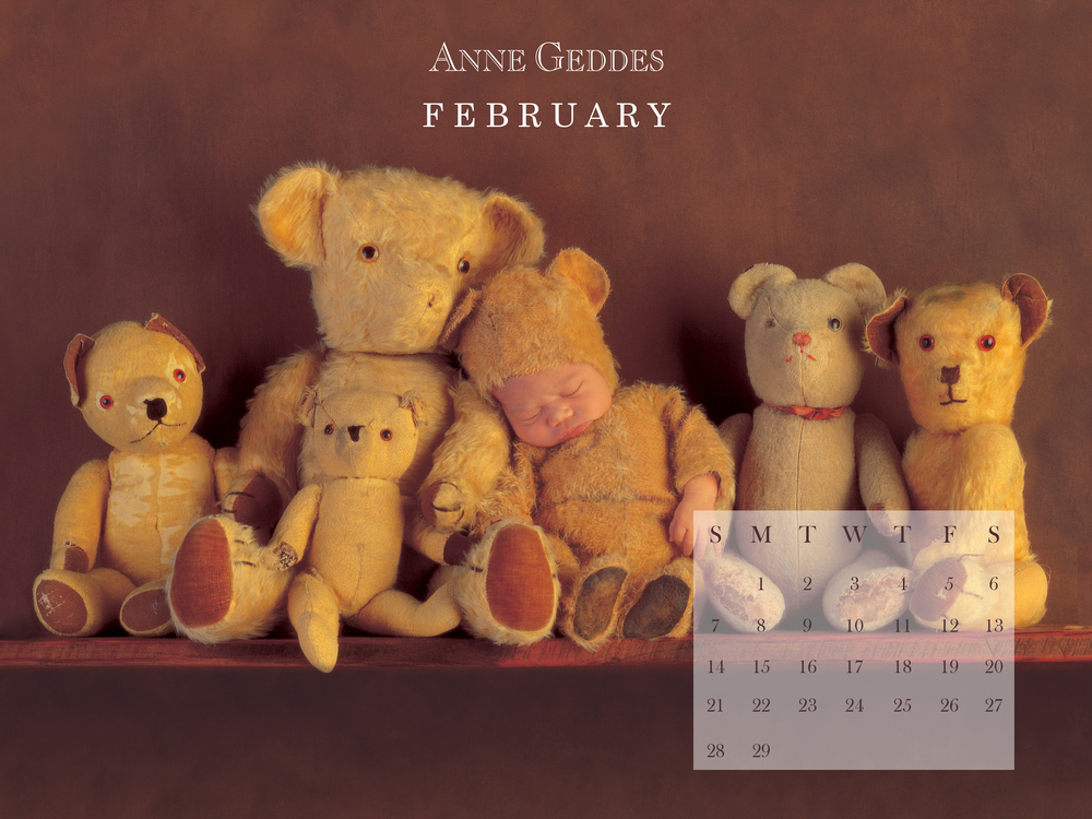 Wallpapers anne geddes february voltagebd Choice Image