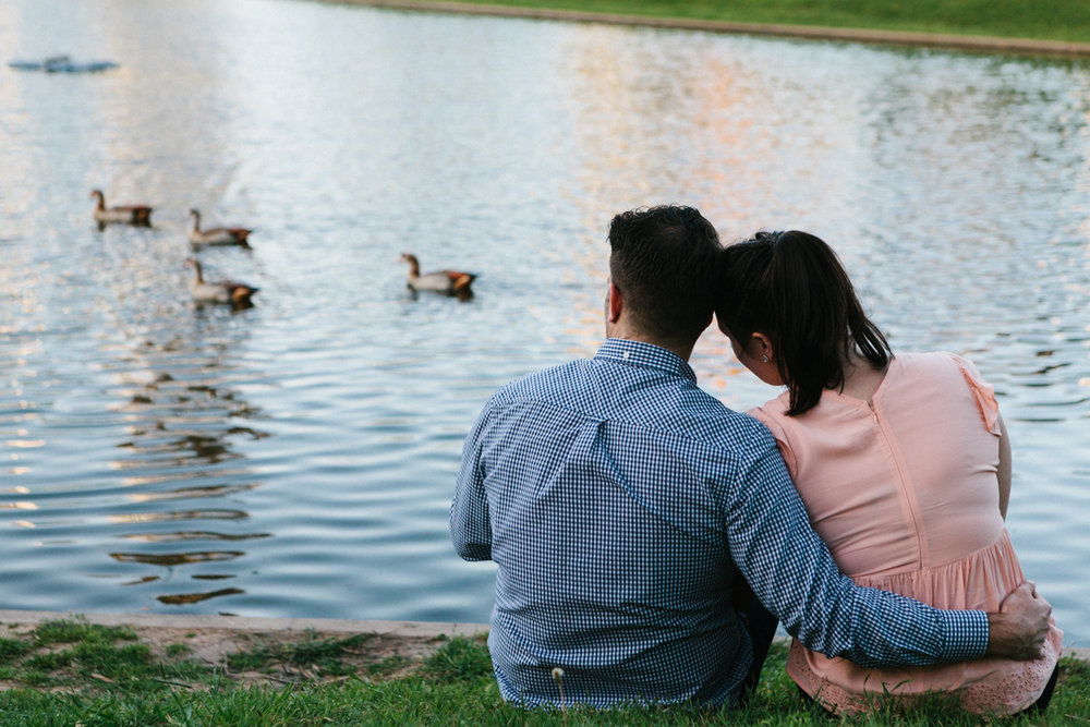 Engagement Photos - Town Lake Austin, Texas
