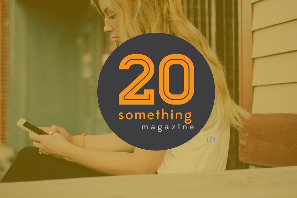 20Something Magazine Branding