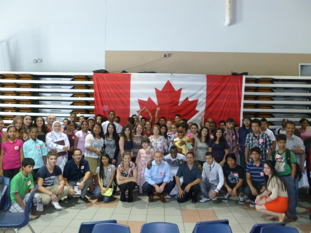 NEWCOMER ORIENTATION WEEK, 2014