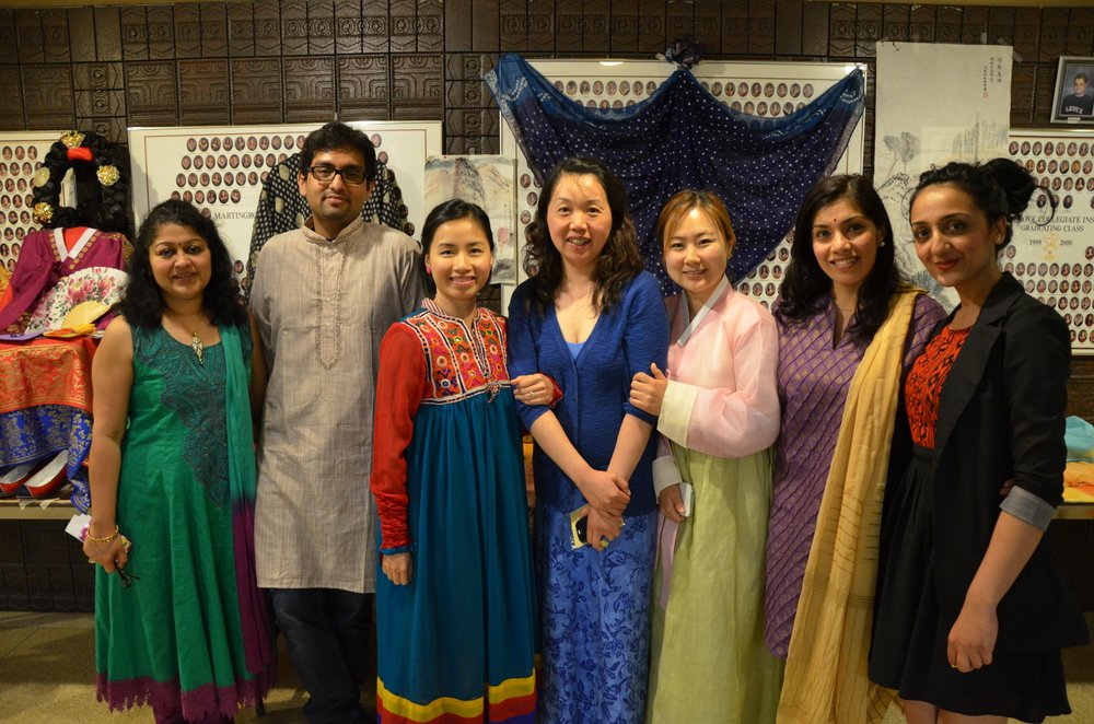 SEPT STAFF PARTICIPATE IN ASIAN HERITAGE MONTH