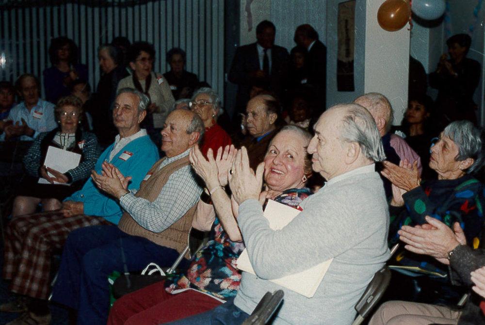 Seniors at NYCH