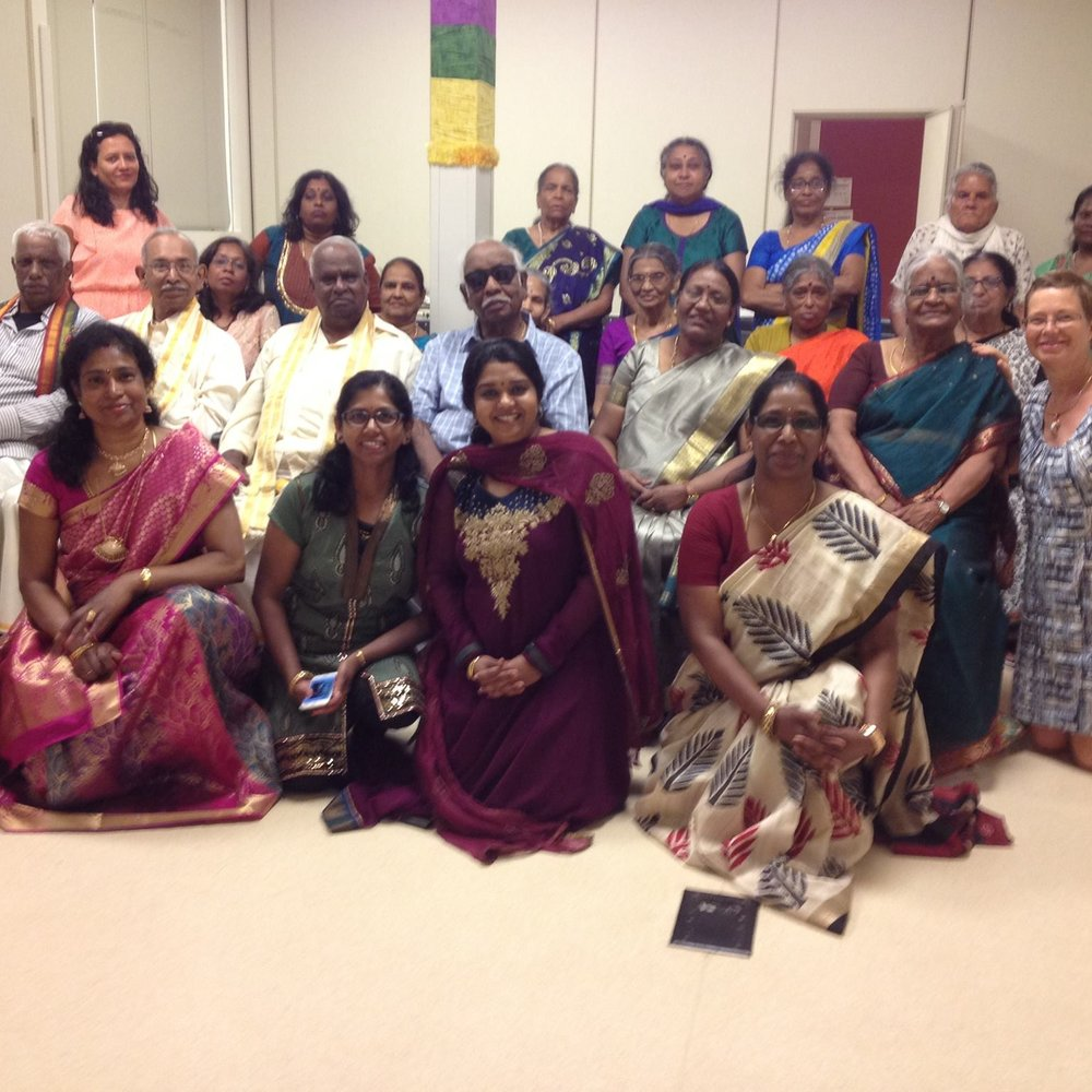 Tamil seniors group