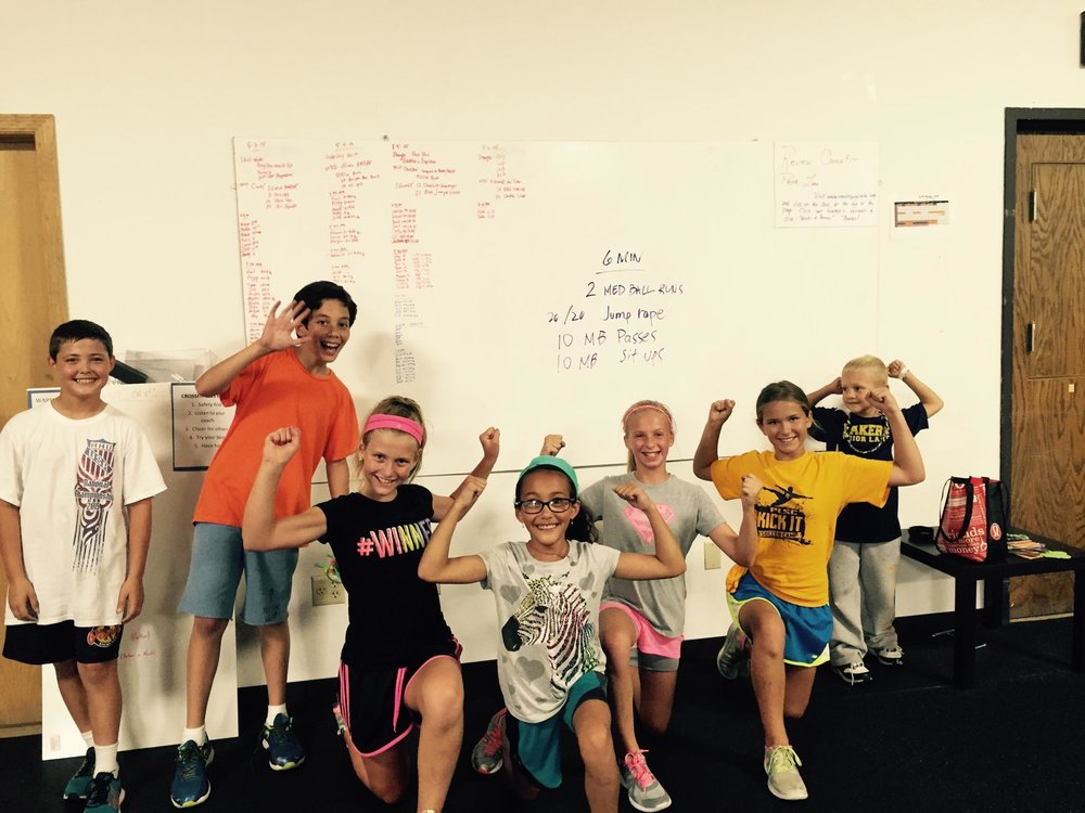 Youth Fitness Programs