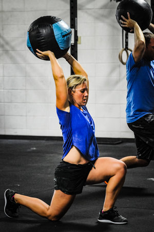 Picture of Amy Ebel, Coach & CrossFit Youth Manager