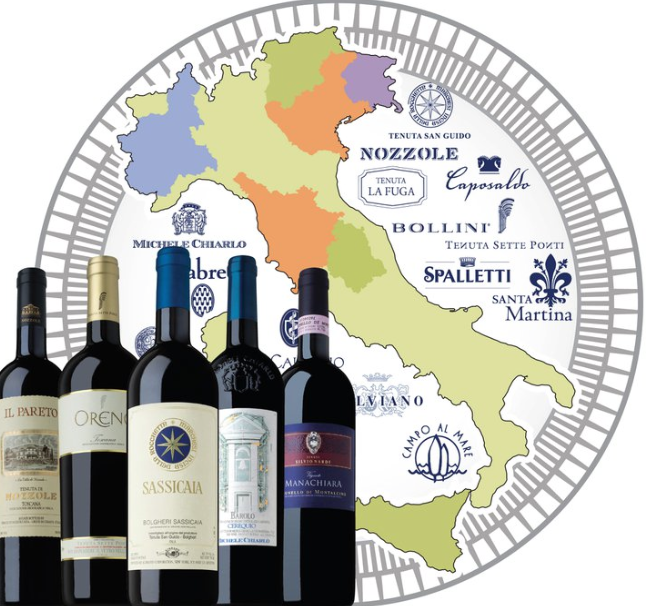 Kobrand Tour d'Italia 2016 Wine Tasting - SF Mon, Sep 12th from 6:00-8:00pm Kobrand will be celebrating its Italian portfolio with a guided tasting. We will showcase the Icons of Italian wine including Tenuta San Guido, Tenuta Sette Ponti, Feudo Maccari, Agricola Punica, Biserno, Silvio Nardi, Nozzole, Cabreo, Masi, Michele Chiarlo, Medici Ermete and Pighin just to name a few. Join our community of exceptional, iconic wine producers and aficionados celebrating the best of what Italy has to offer. Members are welcome to bring guests for this grand tasting room on Wingtip's Penthouse floor. Admission is $25 per person (+tax). Email Jennifer to book your spot.