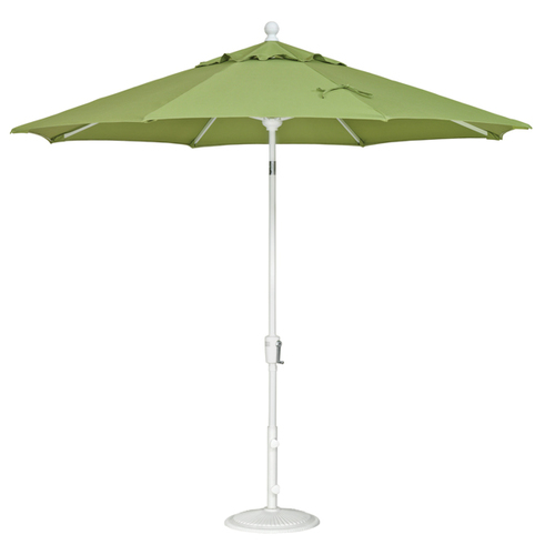 9 Octagonal Button Tilt Aluminum Umbrella
