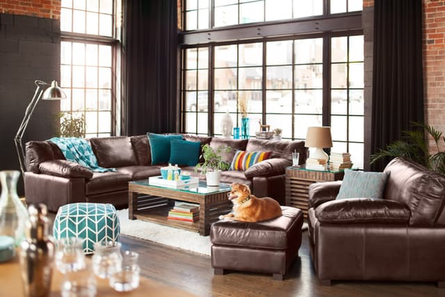 leather sofa — Our Blog — Hildreth\'s Home Goods