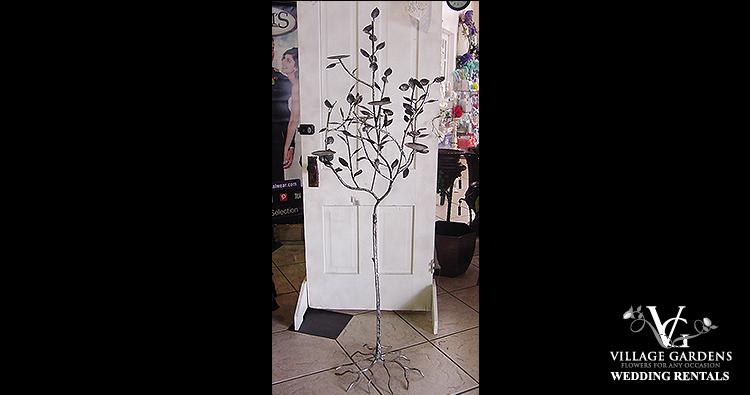Silver Tree Candelabra