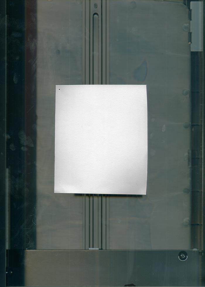 "Time   #  15  inkjet print 33.5 x 24"" 2013"