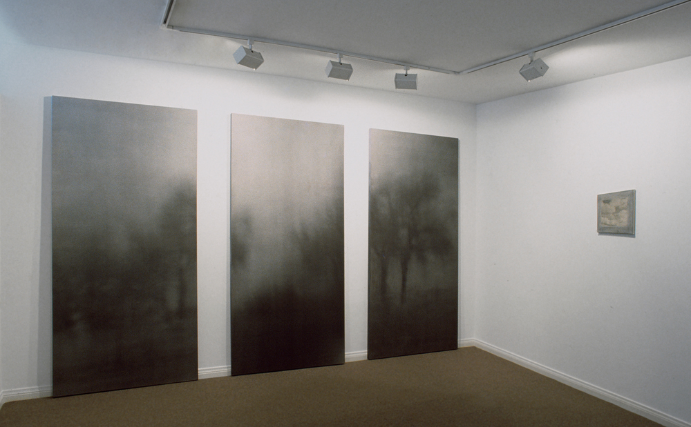 Jan Kesner Gallery, Los Angeles, 1989