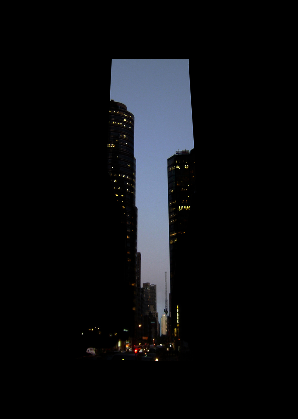 "3rd Avenue , 7 x 5"" 2004"