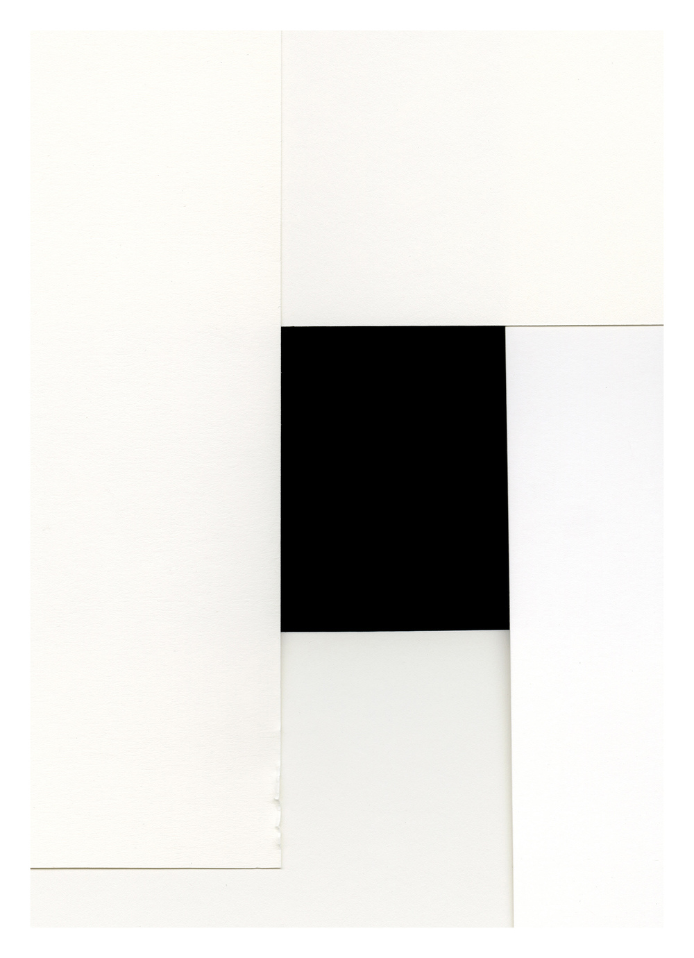 "The Frame   #  12   inkjet print 33.50 x 24"" 2013"