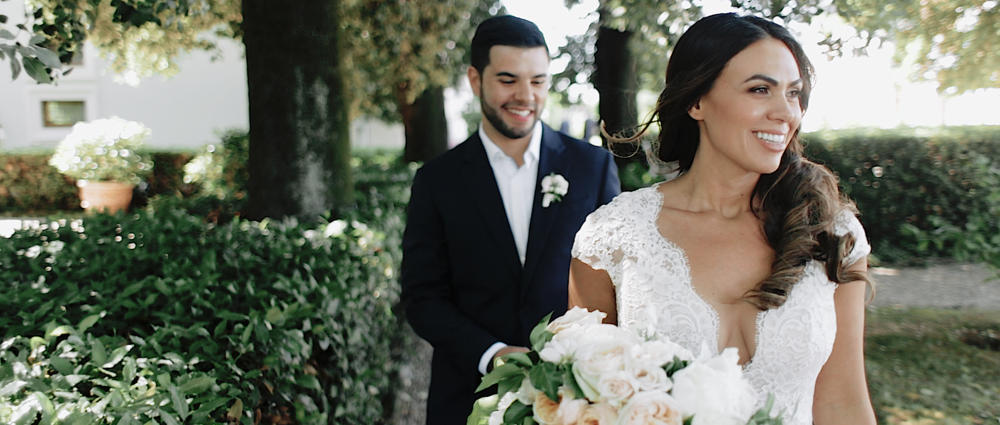 AMANDA & RYAN | ITALIAN WEDDING