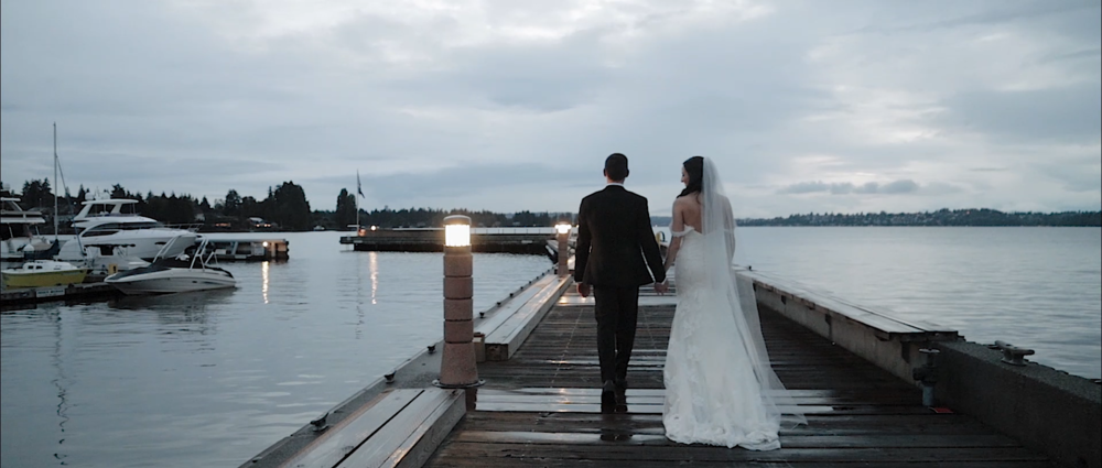 SARAH & PATRICK | WOODMARK HOTEL WEDDING