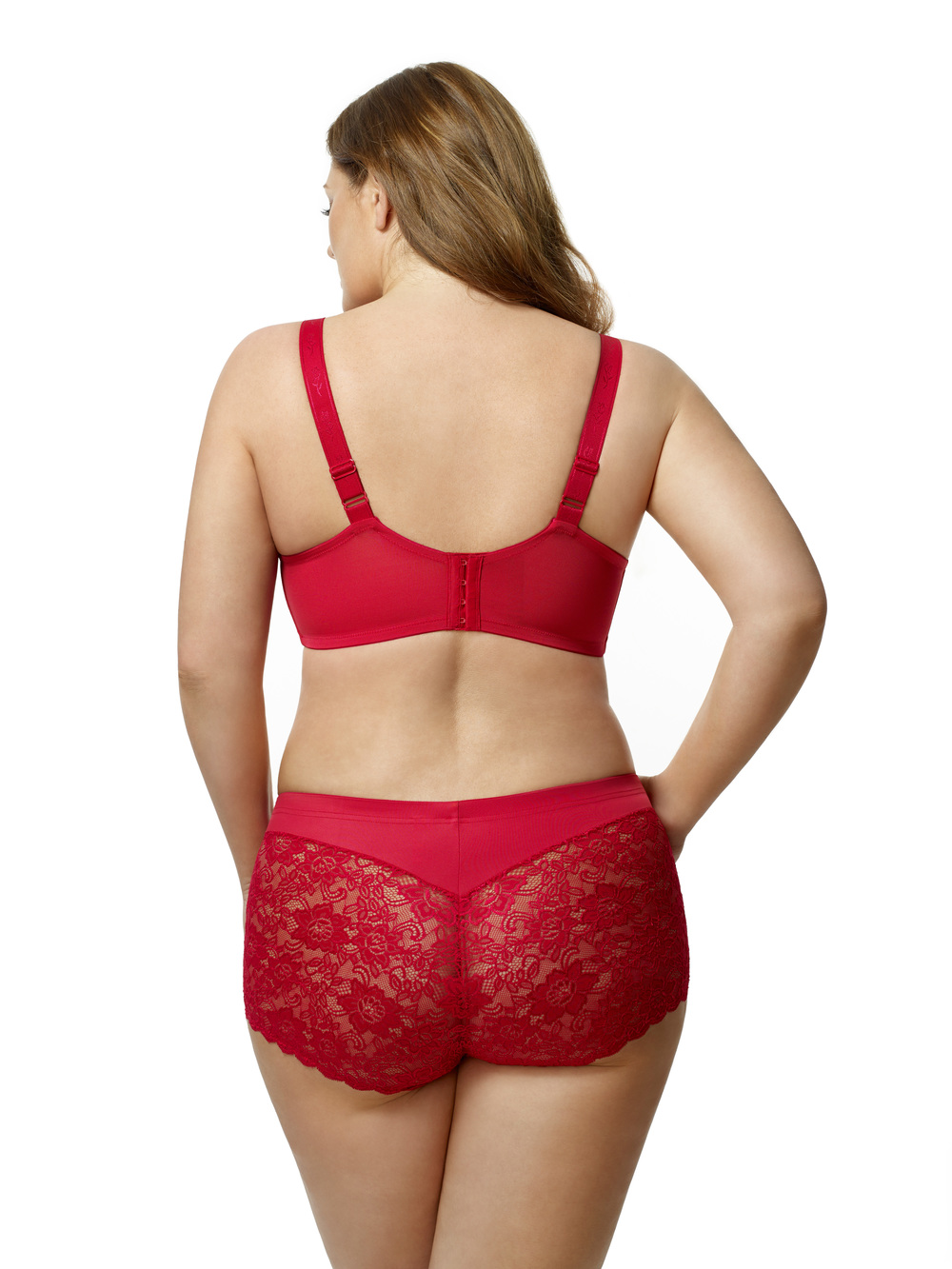 bcaa5a9a7d83b Stretch Lace Full Coverage Underwire — Elila