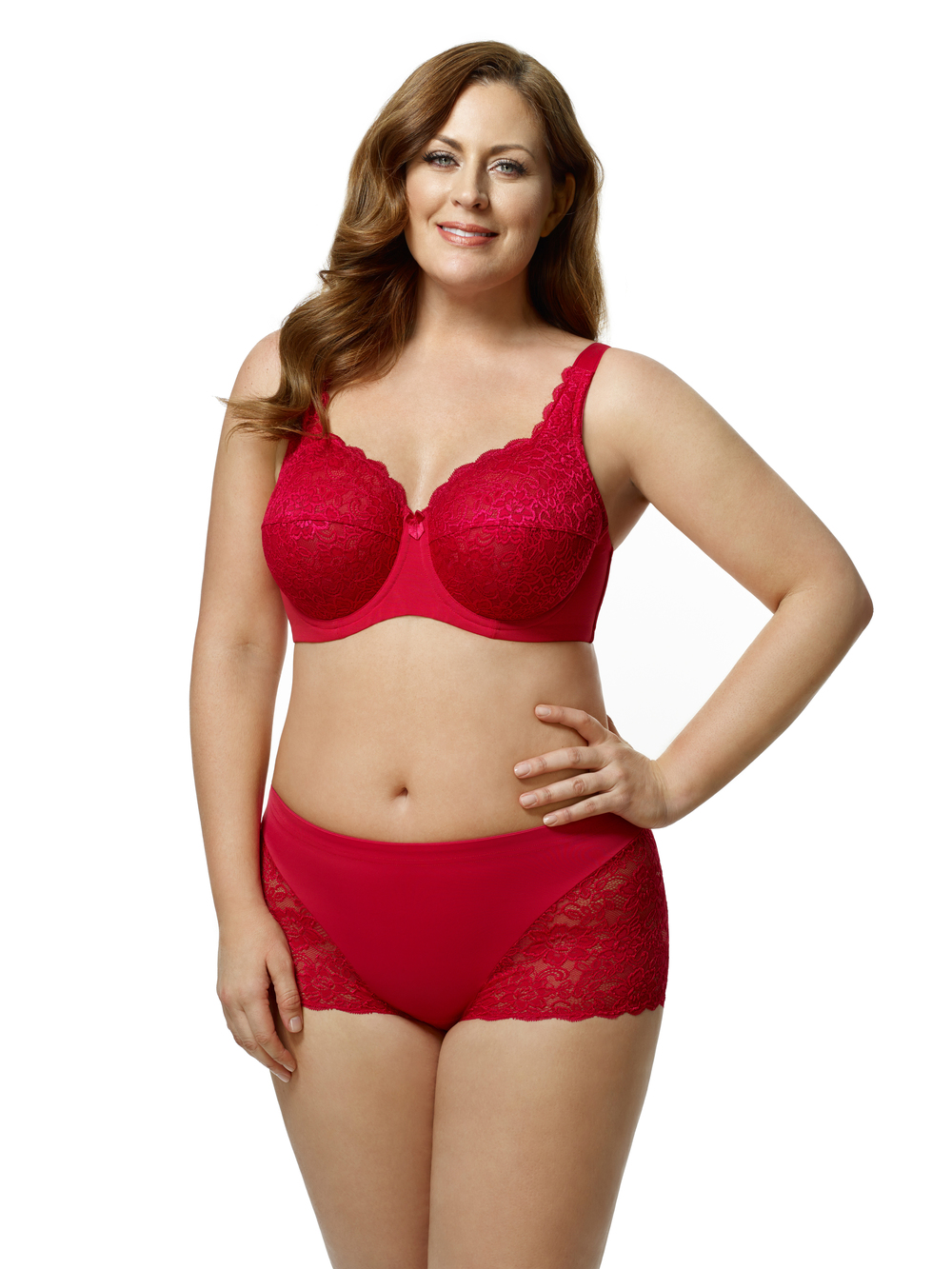 c75224e14 Stretch Lace Full Coverage Underwire — Elila