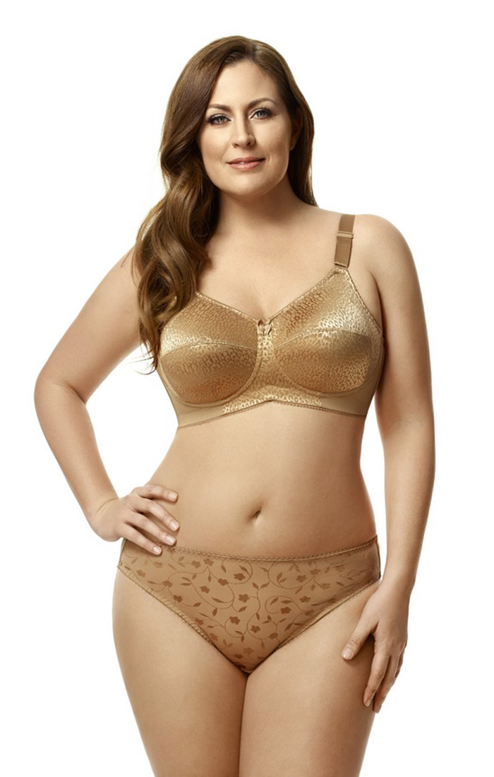 1203 | LEOPARD LACE SOFTCUP