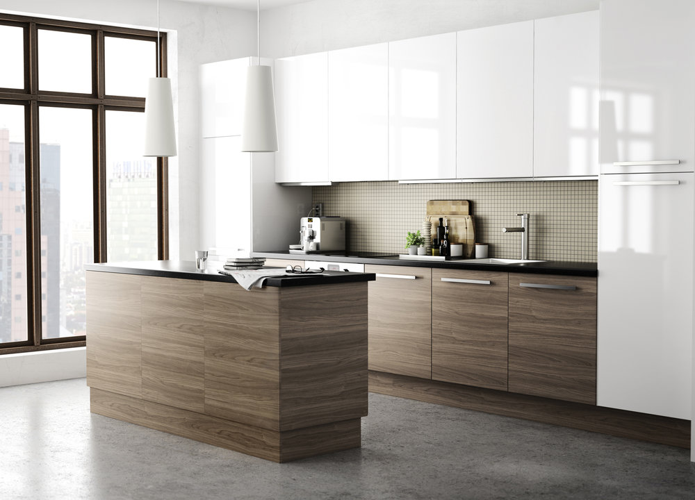 IKEA KITCHENS AND CUSTOM FURNITURE