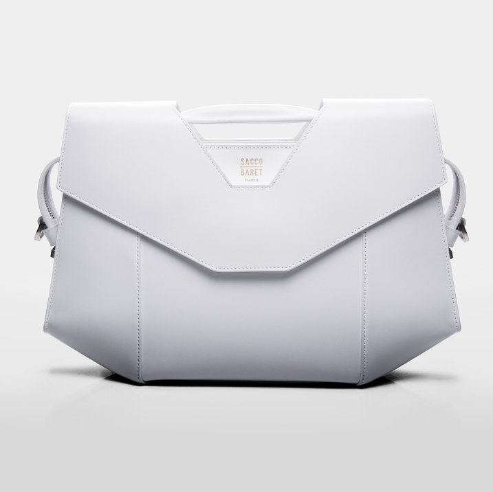 VENDÔME   Smooth white calfskin leather    SHOP NOW