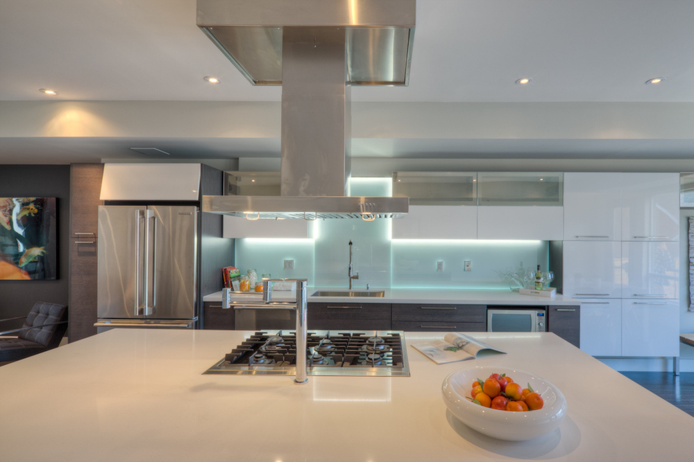 New Home Staging - Kitchen