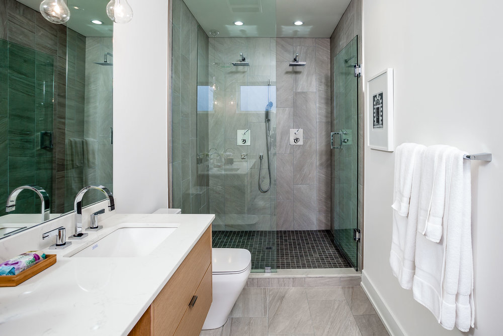 New Home Staging - Ensuite Bath