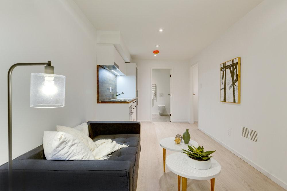Living Room - Toronto Home Staging