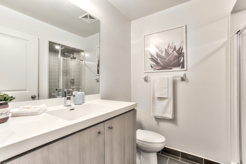 Bathroom - Condo Real Estate Staging