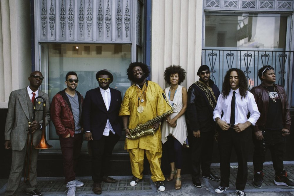 After Working with Kendrick Lamar and Flying Lotus, Kamasi Washington Is Finally Releasing 'The Epic'