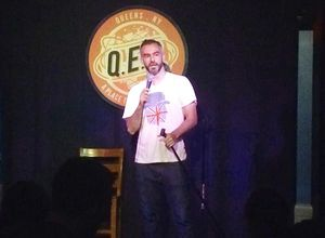 Plenty of laughs in Astoria's stand-up scene