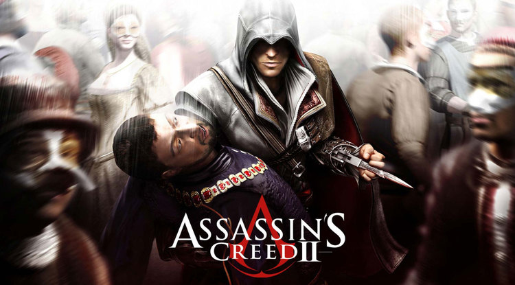 Assassin's Creed II: In-Game Cinematic