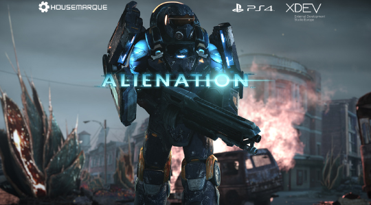Alienation: Gamescom Launch Trailer