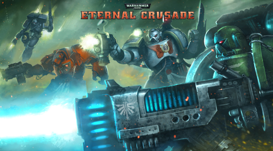 Warhammer Eternal Crusade: Motion Graphics Trailer