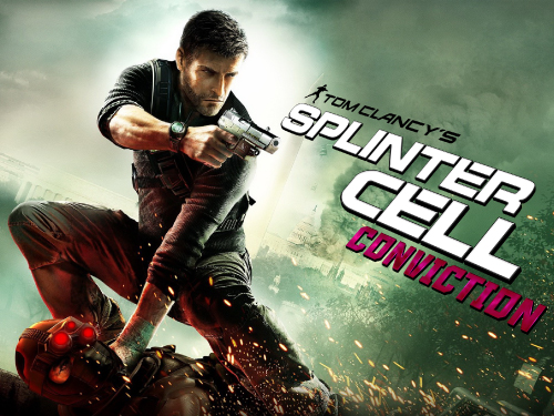 Splinter Cell Conviction: E3 Trailer