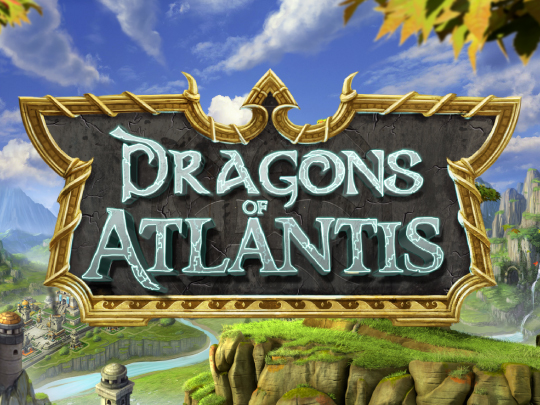 Dragons of Atlantis: PVP Launch Trailer