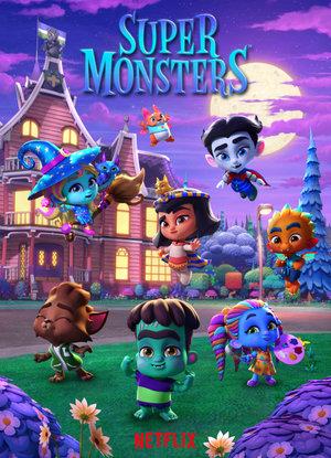 Super Monsters: CG Series