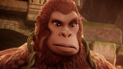 Kong King of the Apes - Mummo