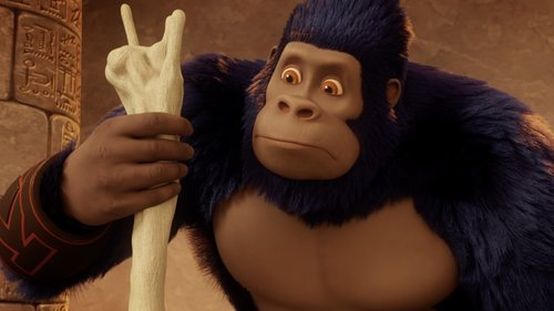 Kong King of the Apes - Kong