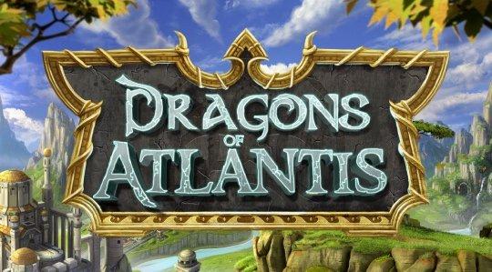 Dragons of Atlantis CGI Launch Trailer