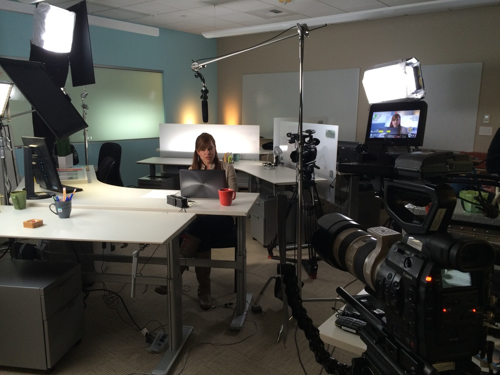 On Location for Microsoft and Skype