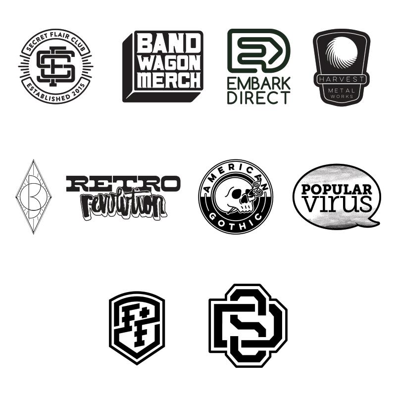 Branding - Various Clients