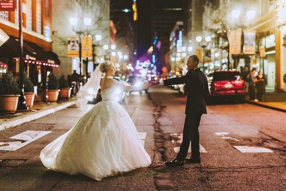 Louisville Wedding Planner at The Gramercy in downtown Louisville